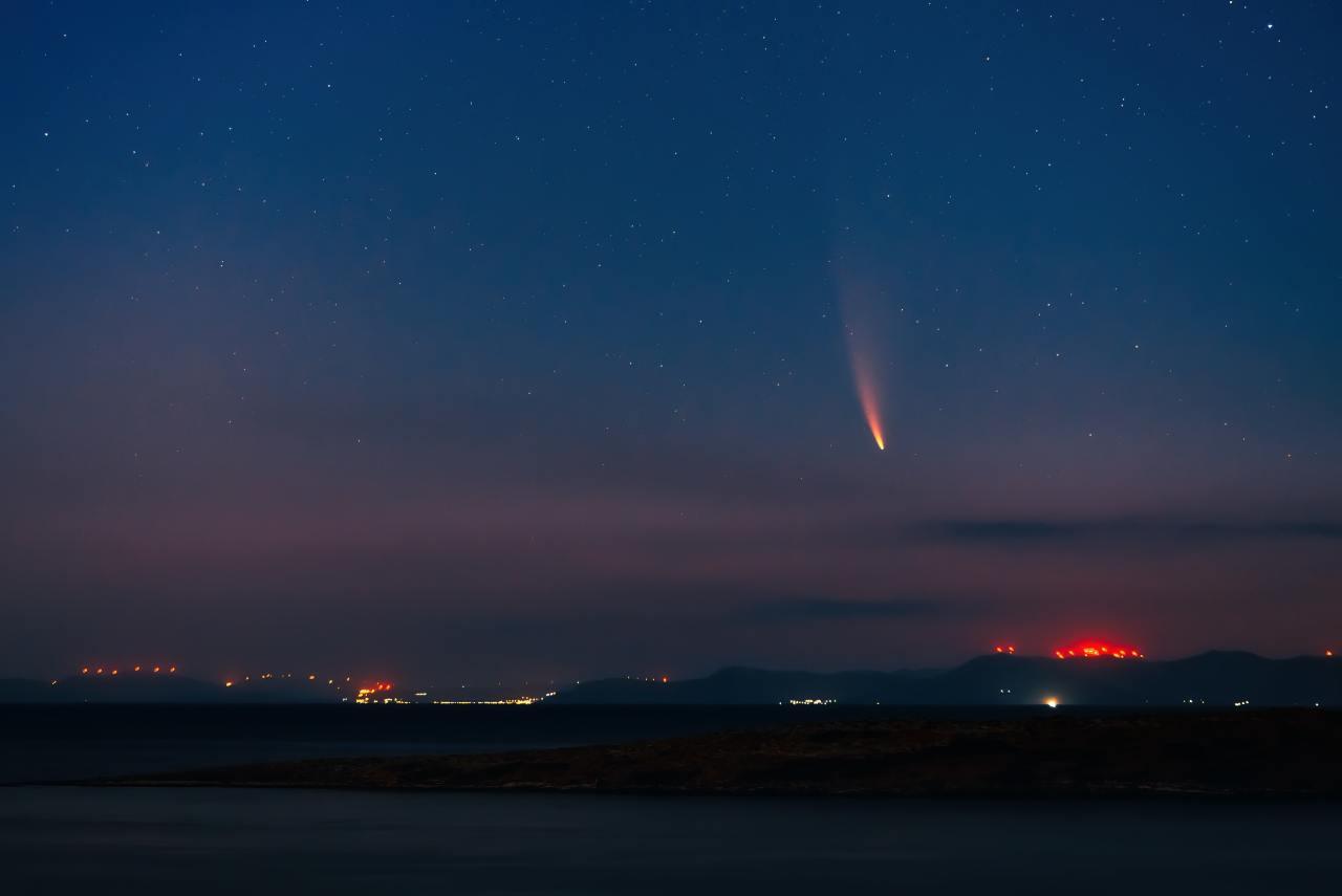 На востоке Кубы упал и взорвался метеорит ― Спутник / Новости