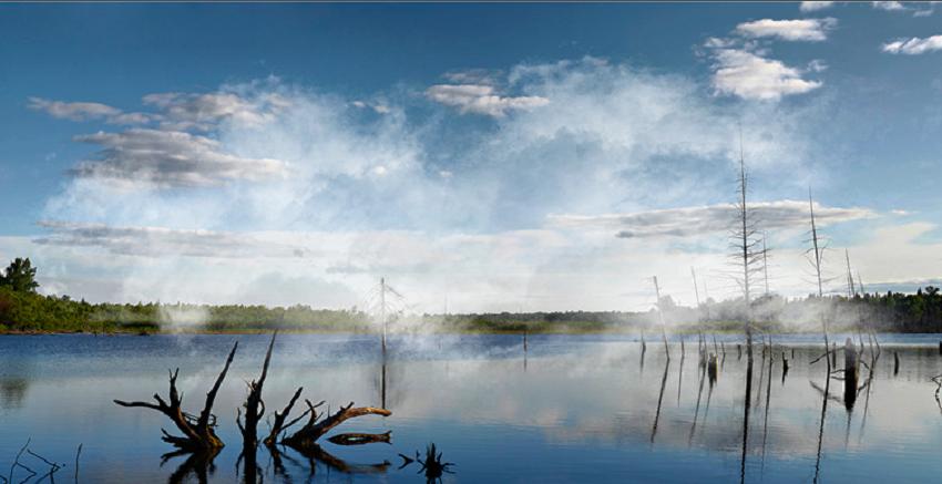 Мистические озера. Тайна озера Сюрзи