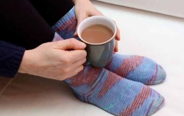 Холодные ноги и руки причины