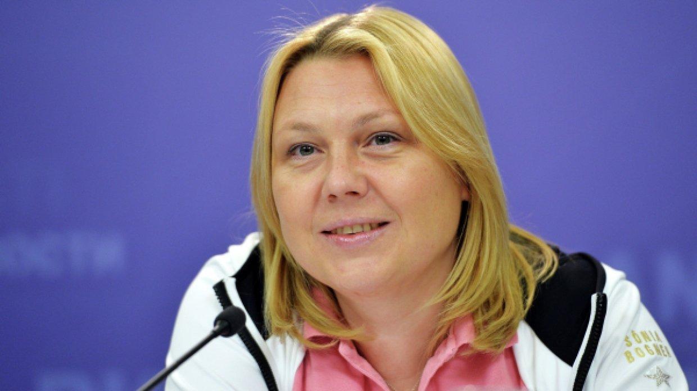 Вице-чемпионка ОИ Гладышева …