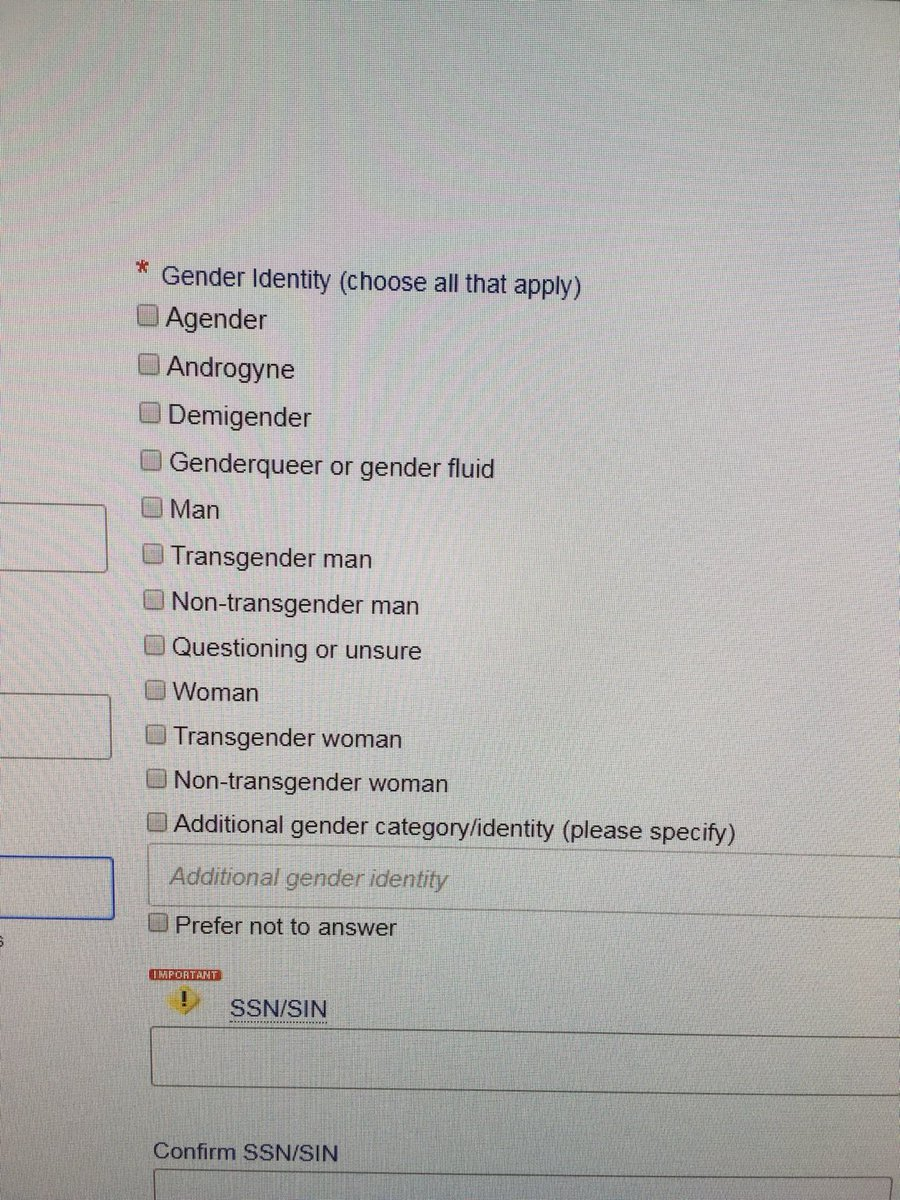 Гендерная идентификация
