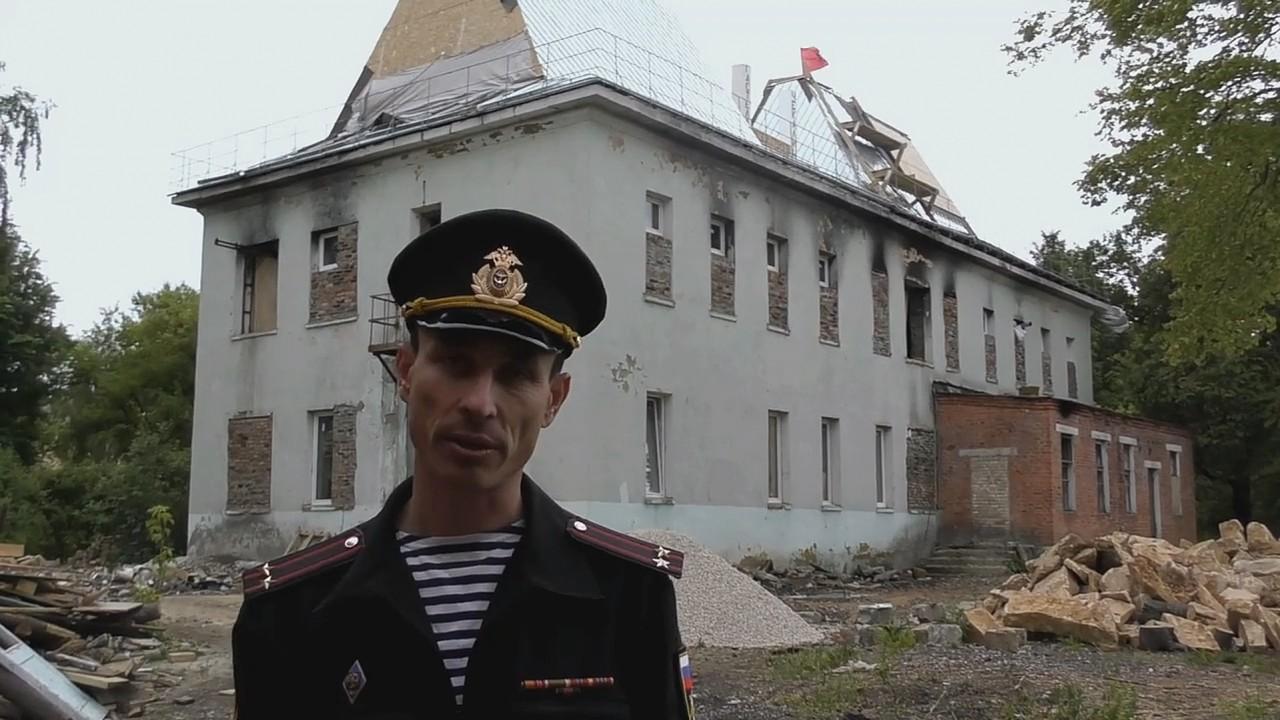 Сожжение Музея Героев?!