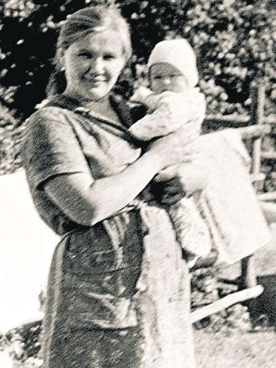 Светлана: последняя женщина, родившаяся в Припяти