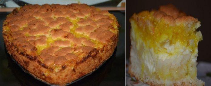 Лимонный пирог «Цитрон» — умопомрачительный вкус