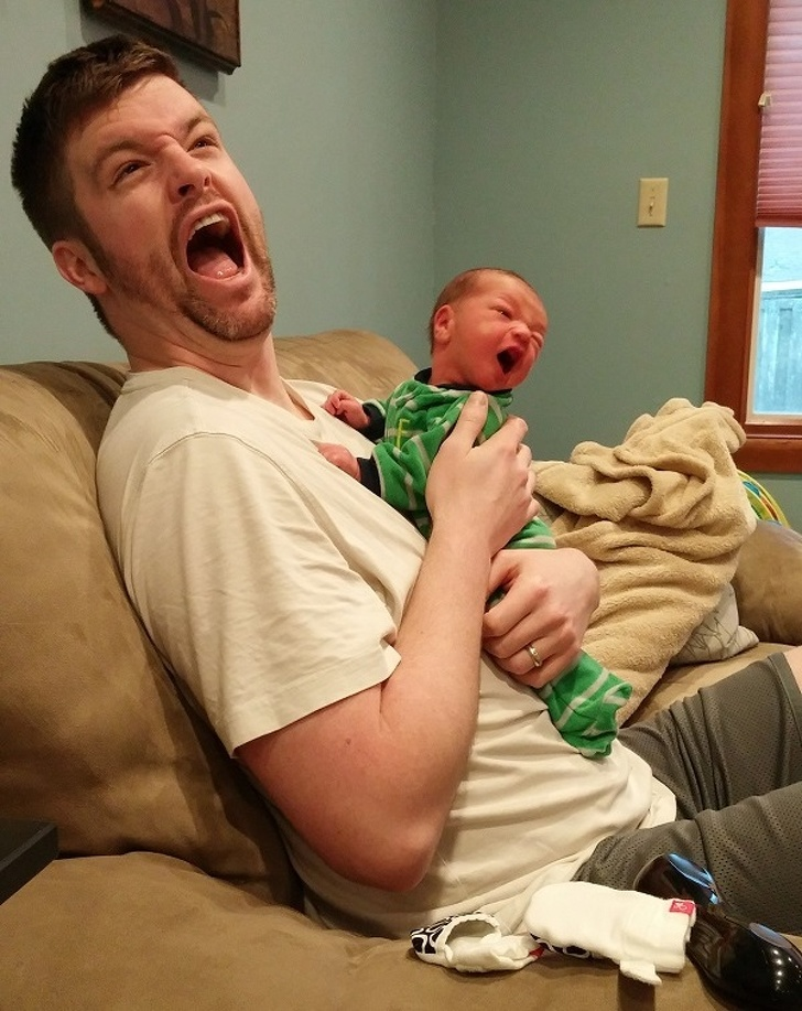 19 фото, которые доказывают, что родителем быть непросто воспитание