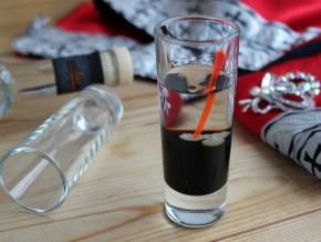 Спиртные напитки. Коктейль «Боярский»