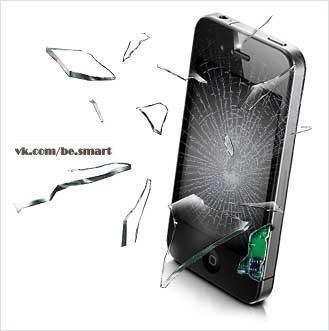 Как устранить царапины с дисплея телефона?