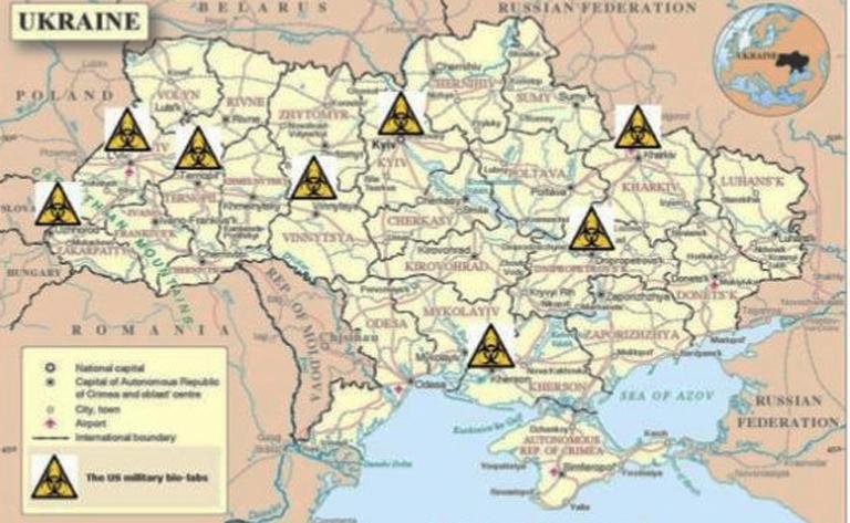 Украинцы напуганы: а не на нашей ли территории
