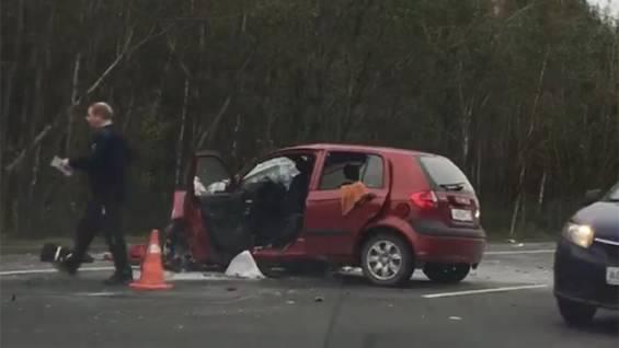 На трассе «Кола» в ДТП погиб…