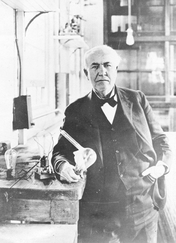 родосе томас эдисон изобретения фото стильному