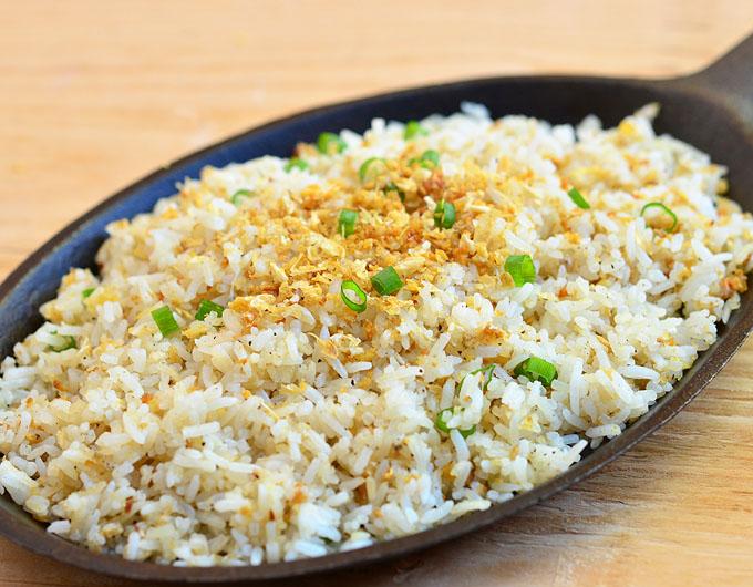 Рис с чесноком: рецепты простых и вкусных блюд