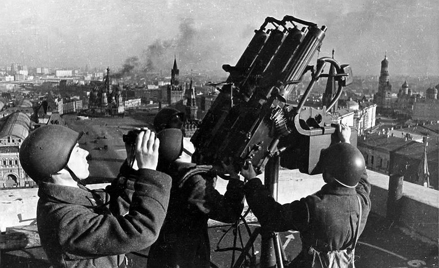 Что вы наверняка не знали о битве за Москву