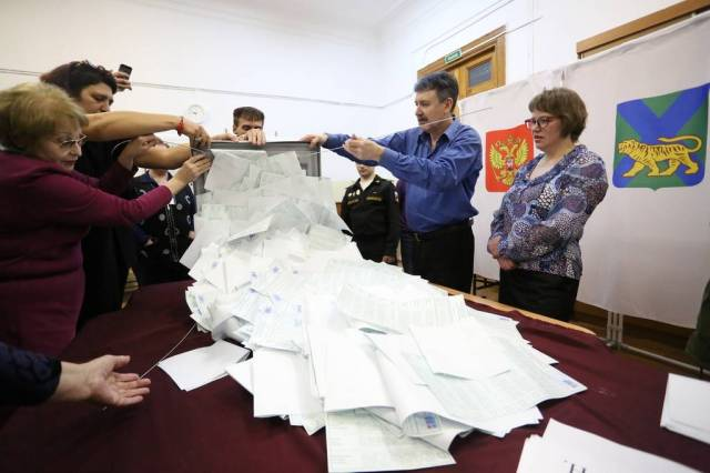 Что показали выборы в Примор…