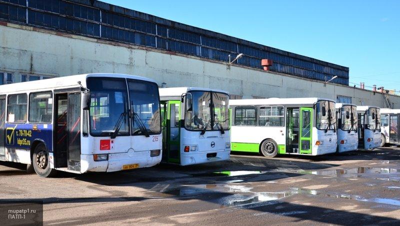 Автобусы маршрута Архангельск-Новодвинск оборудуют видеокамерами