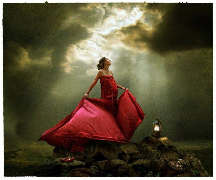Картинка сильной женщине