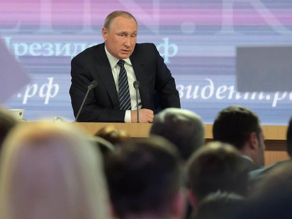 Прессуха Путина