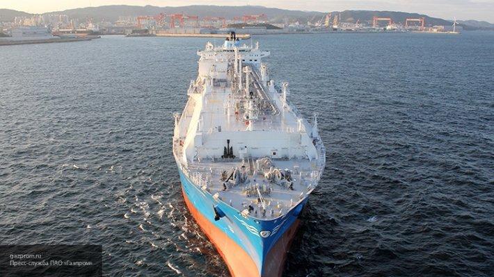 Налоговый и морской маневры России: СПГ-компании США ждут серьезные риски