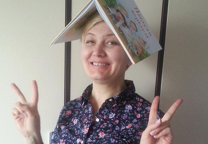 На Украине детская писательн…