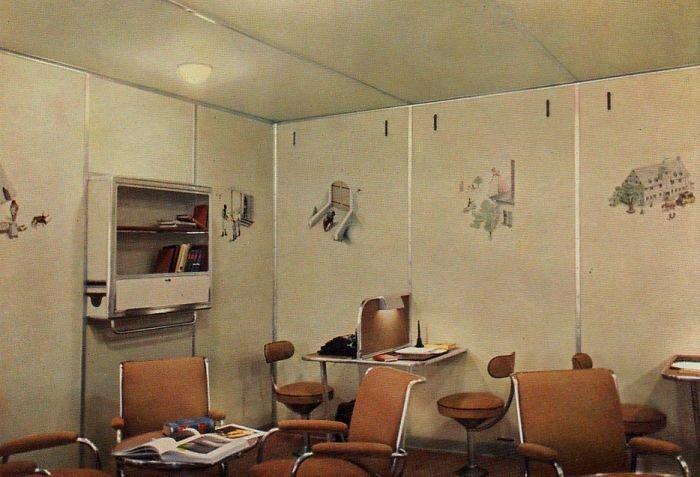 Кабинет Гинденбург, история, фото