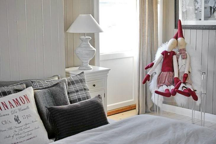 Рождественский дом в Дании