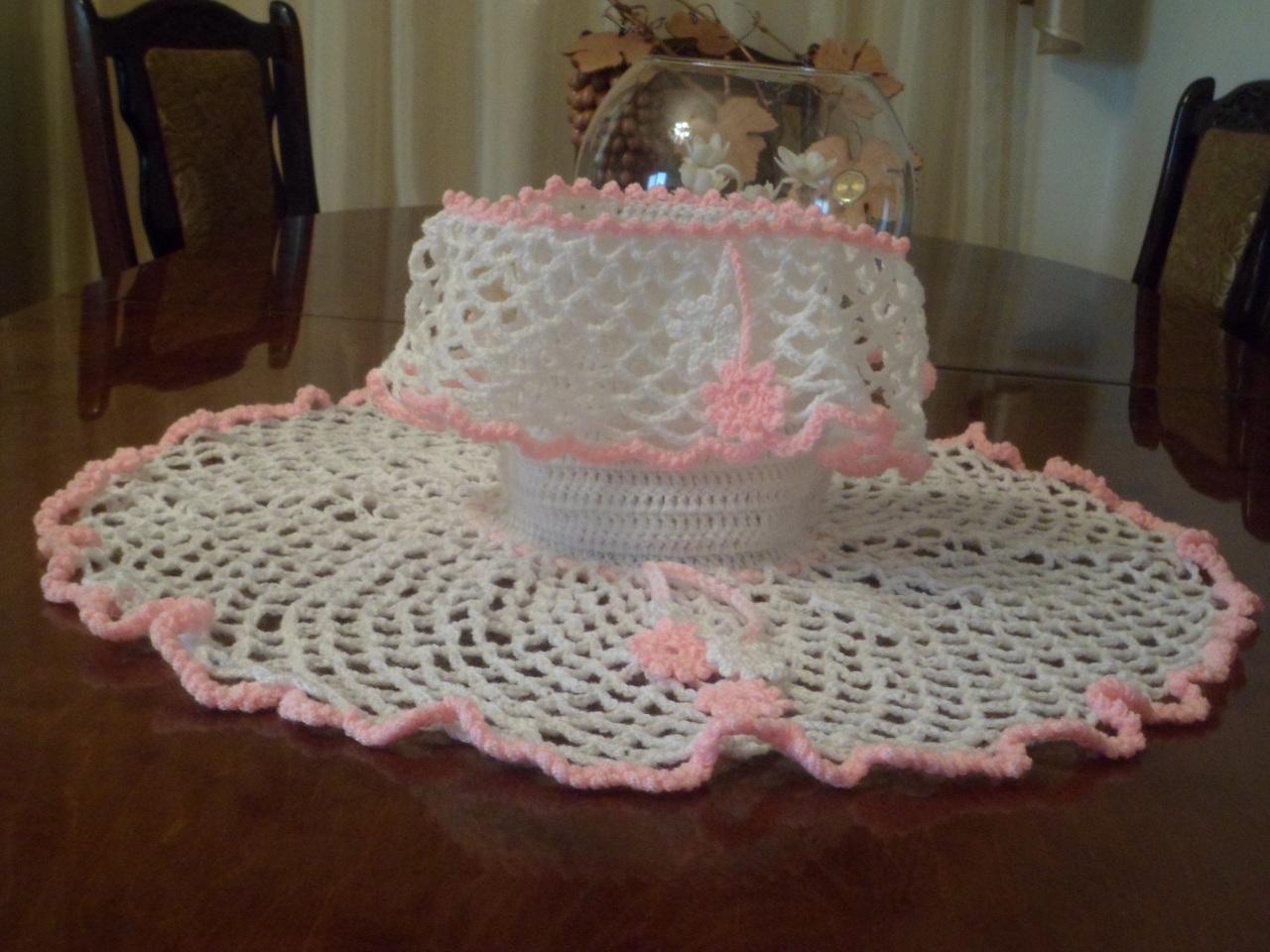 Видео-урок по работе с программой My Crochet + новые темы на блоге