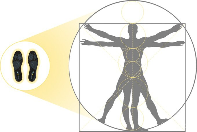 Новые стельки могут исправить осанку и избавить от болей в спине