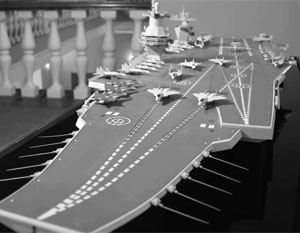 Пять главных вопросов о создании нового российского авианосца