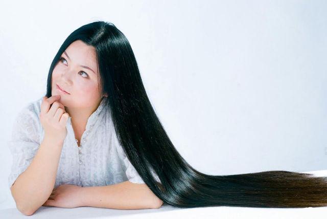 Способы отращивания длинных волос