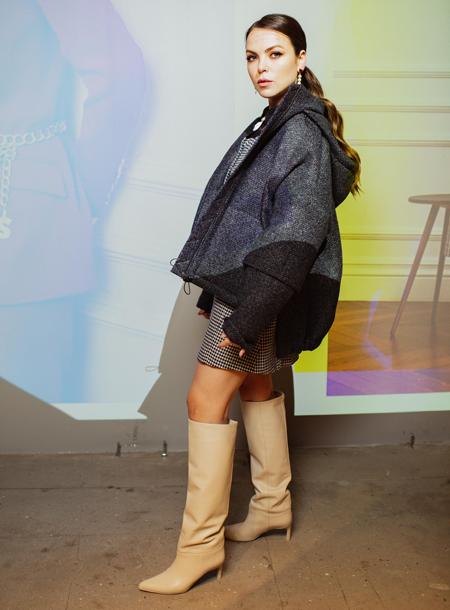 Мария Кожевникова, Виктория Дайнеко и другие гости модной презентации Мода,Новости моды