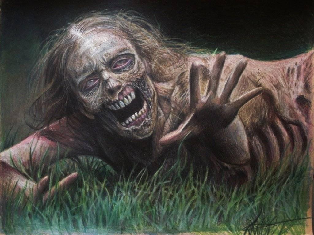 На пороге зомби-апокалипсиса