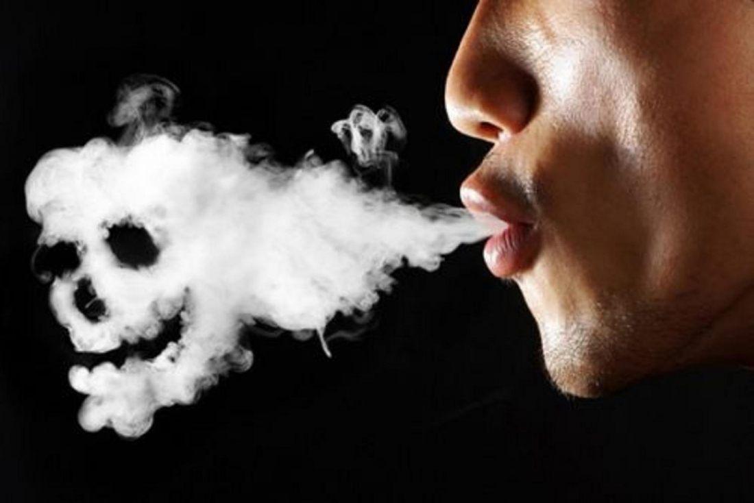 Отстаньте вы уже от курильщи…