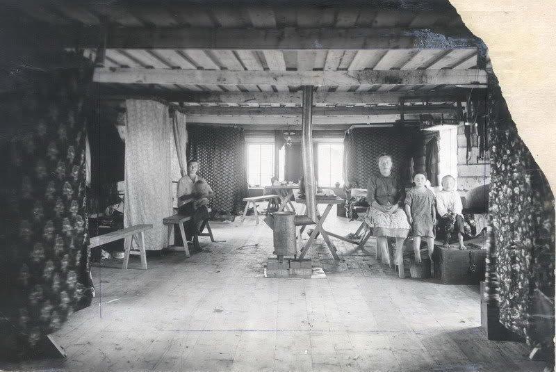 Печурка в бараке, Россия 1920-е всячина, интересное, история, кухня, плита, факты
