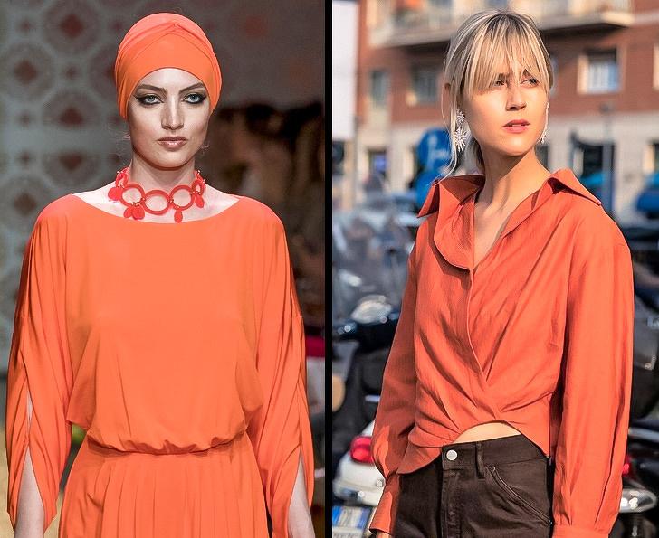 Институт цвета Pantoneпредставил самые модные оттенки предстоящего сезона «весна-лето— 2019» лучшее
