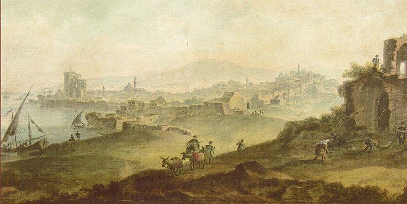 15 октября 1806 года русские войска вошли в Баку