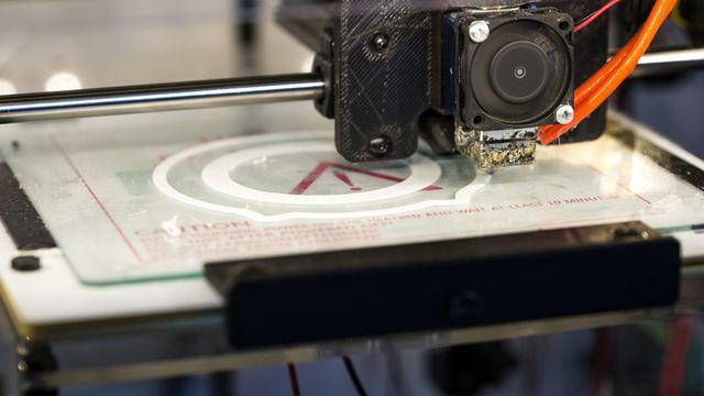 из чего печатают 3d модели