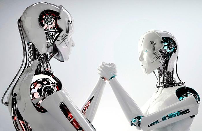 Роботы заменят людей, но раб…
