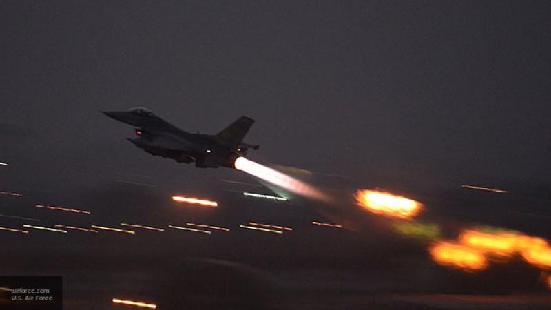Турецкие ВВС наносят удары по позициям курдских боевиков в сирийской провинции Хасака