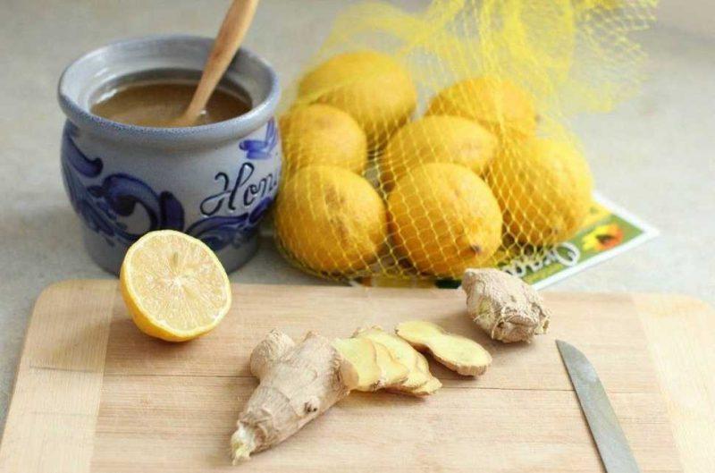 Когда лучше воздержаться от употребления лимона, имбиря, лука и чеснока