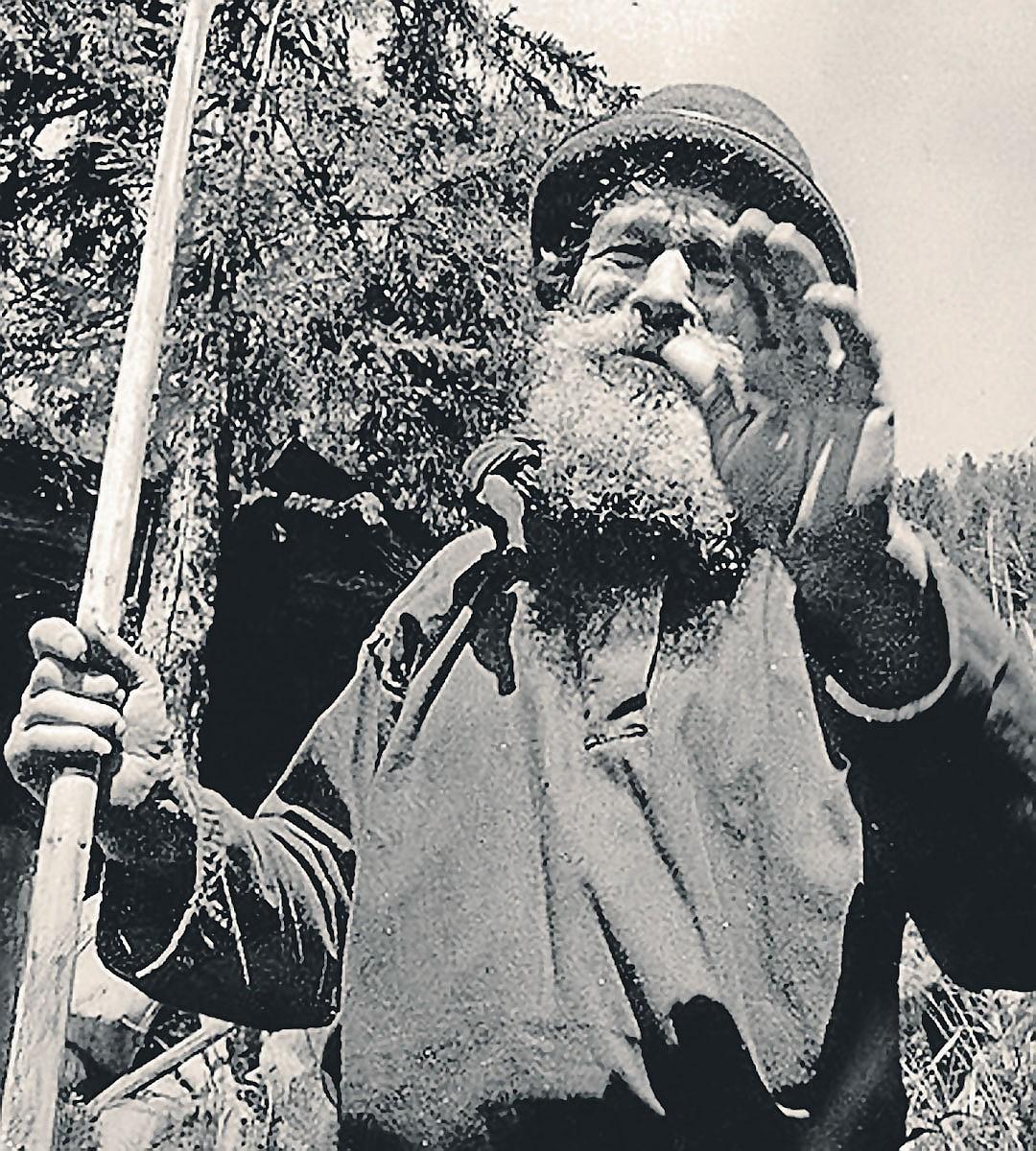 Истоки Таежного тупика: история семейства староверов Лыковых жизнь,интересное,история,Лыковы,отшельники,староверы