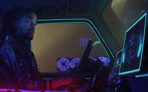 Mercedes-Benz хочет интегрировать видеоигры в автомобили и автобусы