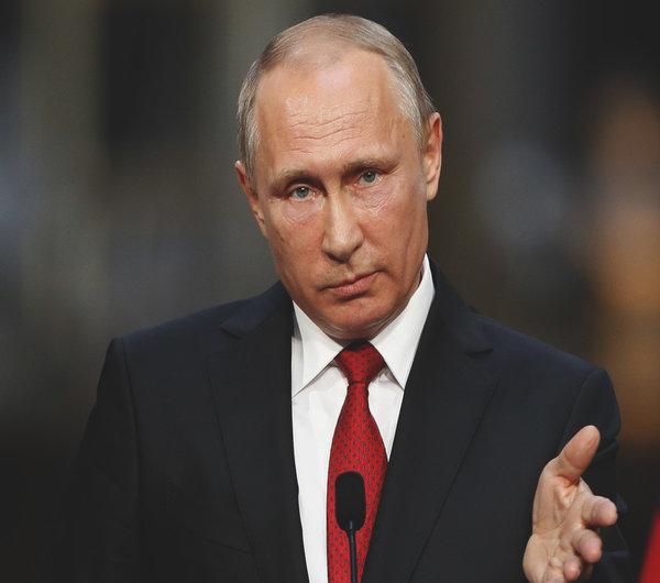 Путину хватило 5-ти минут чтобы объяснить значимость Северного-потока 2 для Европы !!!