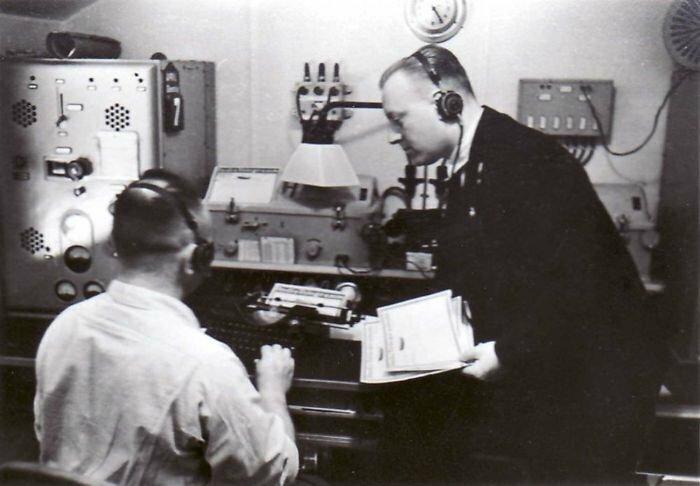 Места для экипажа и обслуживающего персонала Гинденбург, история, фото