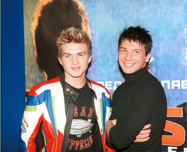 Лазарев и Топалов воссоединятся в дуэт Smash!