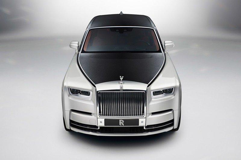 Компания Rolls-Royce официально представила Phantom восьмого поколения