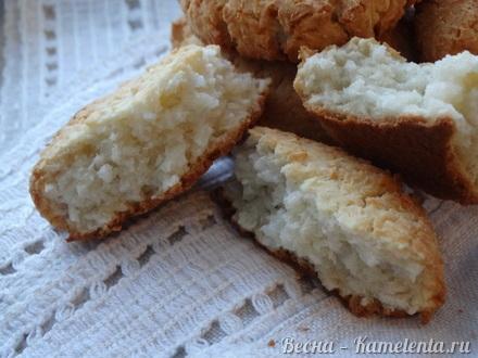 Приготовление рецепта Пряники кокосовые шаг 6