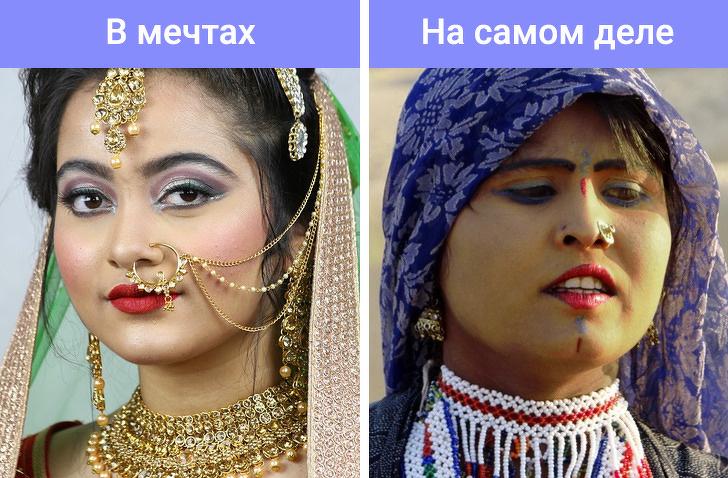Русская девушка 9 лет живет в Индии и пытается привыкнуть к местным традициям индия
