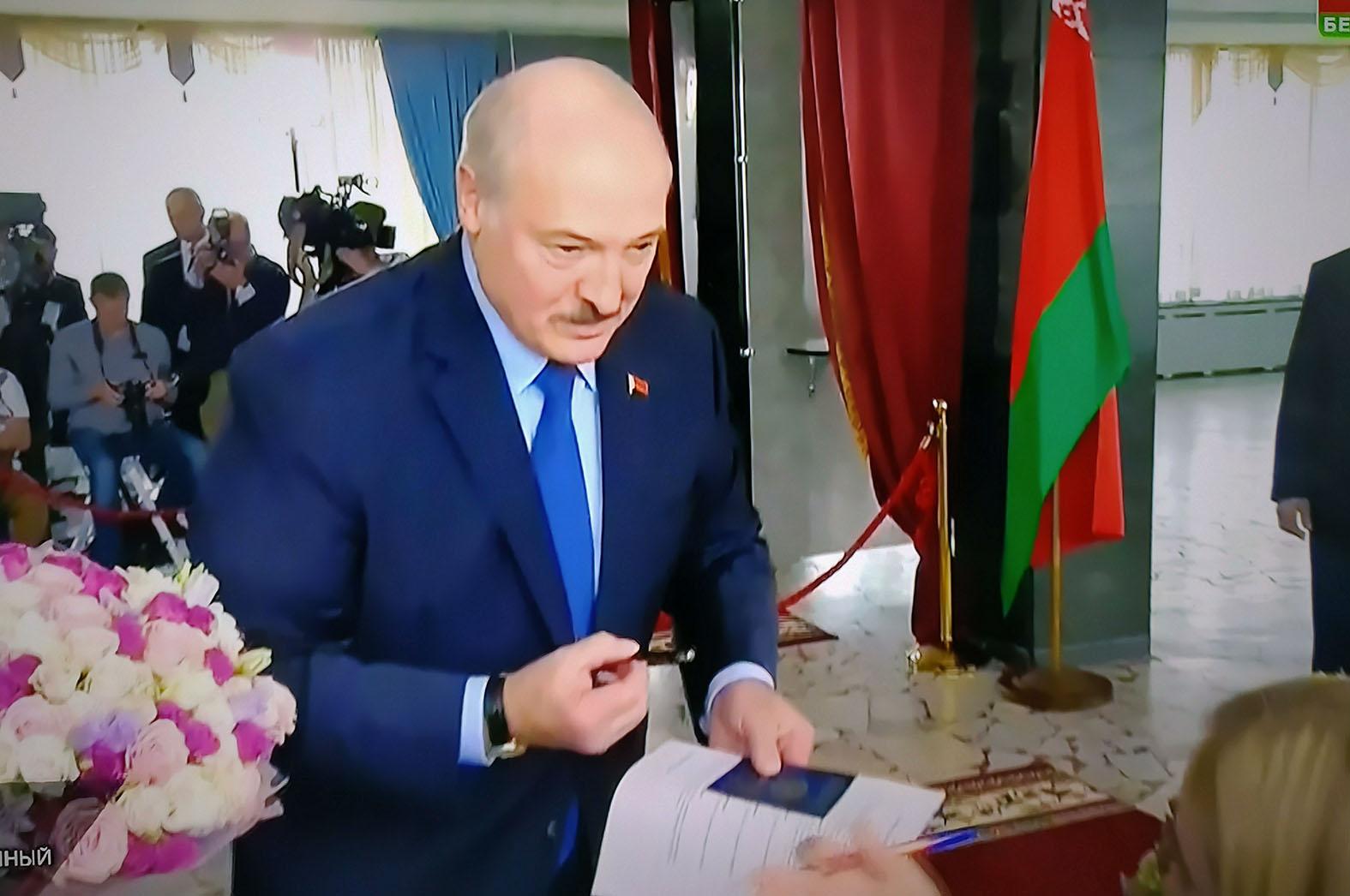 Белорусский майдан готовил союзное государство… с Польшей геополитика