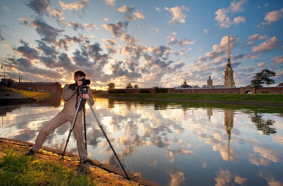 Изумительно красивые фотографии Санкт-Петербурга от фотографа Сергея Лукса