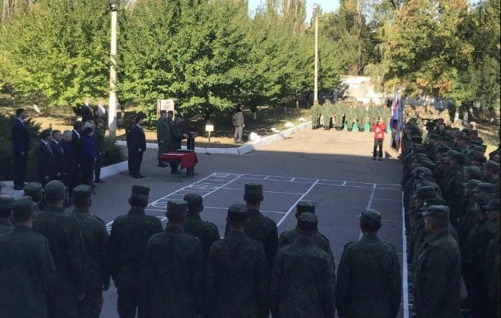 Пятой отдельной мотострелковой бригаде Народной милиции ДНР присвоено имя Александра Захарченко
