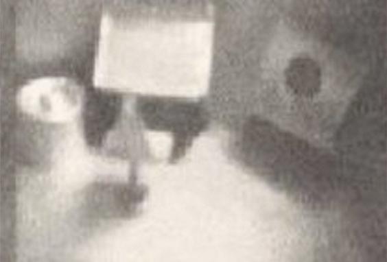 Инопланетянин в очках посетил землю в 1957 году и это шокировало ученых инопланетянин